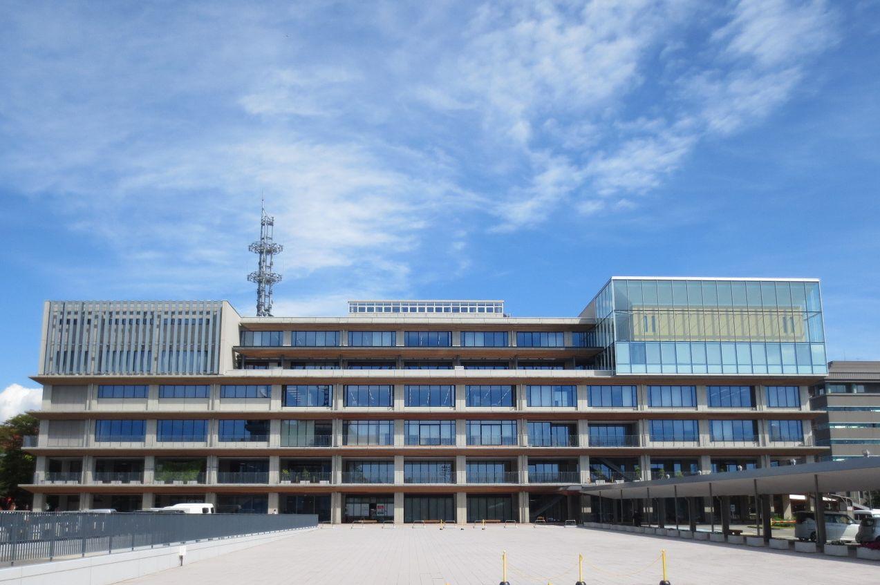 コンパクトシティで賑わい復活を目指す 秋田市中心市街地の再開発